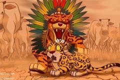 Rei-Leão-Artista-Brasileiro-Animais-Amazonia-13